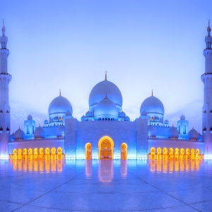 Abu Dhabi, The Sheikh Zayed Grand Mosque, Robb Report, Car of the Year