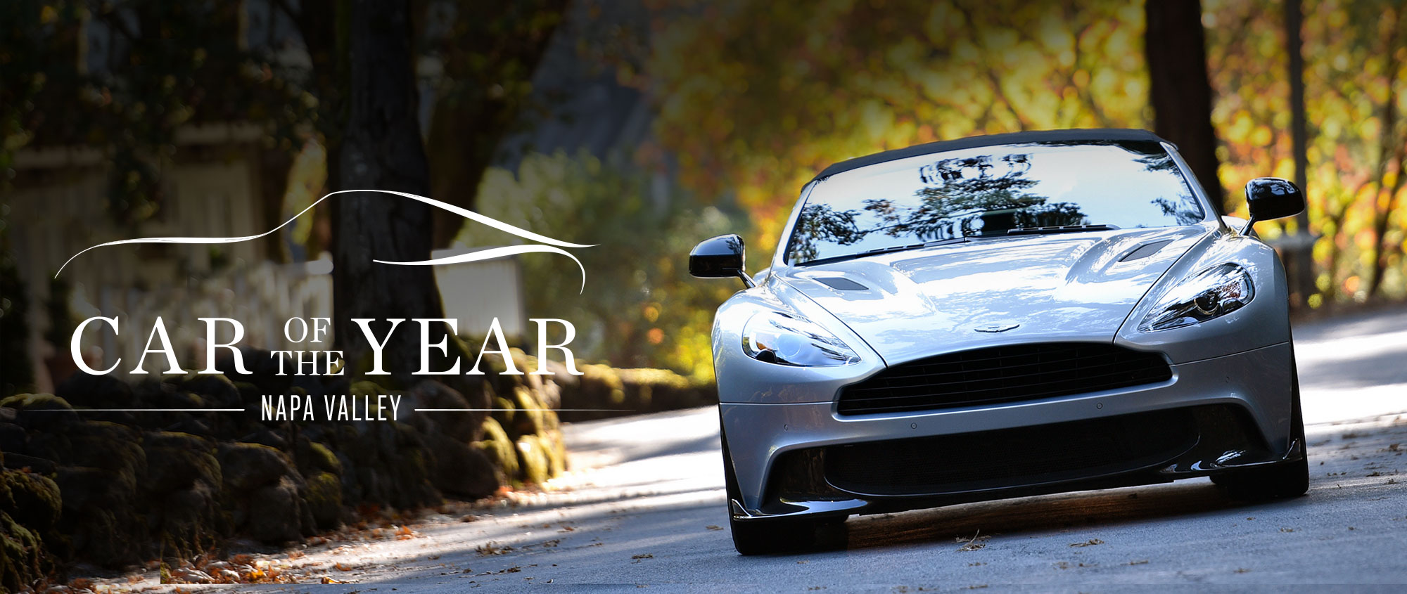 Robb Report Car of the Year Napa Valley Meadowood