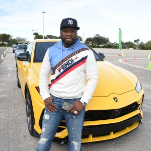 Robb Report Car of the Year Boca Raton 50 Cent Curtis Jackson