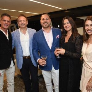 Robb Report Car Of the Year Boca Raton, Benetti Yacht