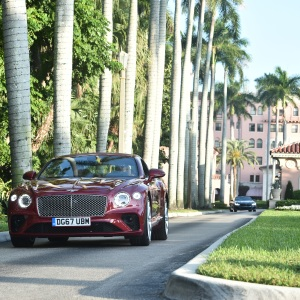Robb Report Car of the Year Boca Raton, Bentley