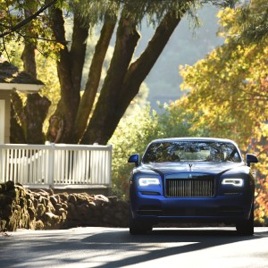Robb Report Car of the Year Napa